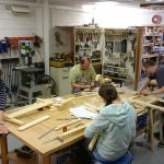 Intermediate Woodwork evening session